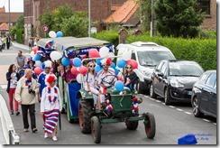 Défilé carnavalesque  - IMG_3086 - 26 juin 2016