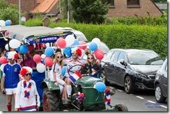 Défilé carnavalesque  - IMG_3087 - 26 juin 2016